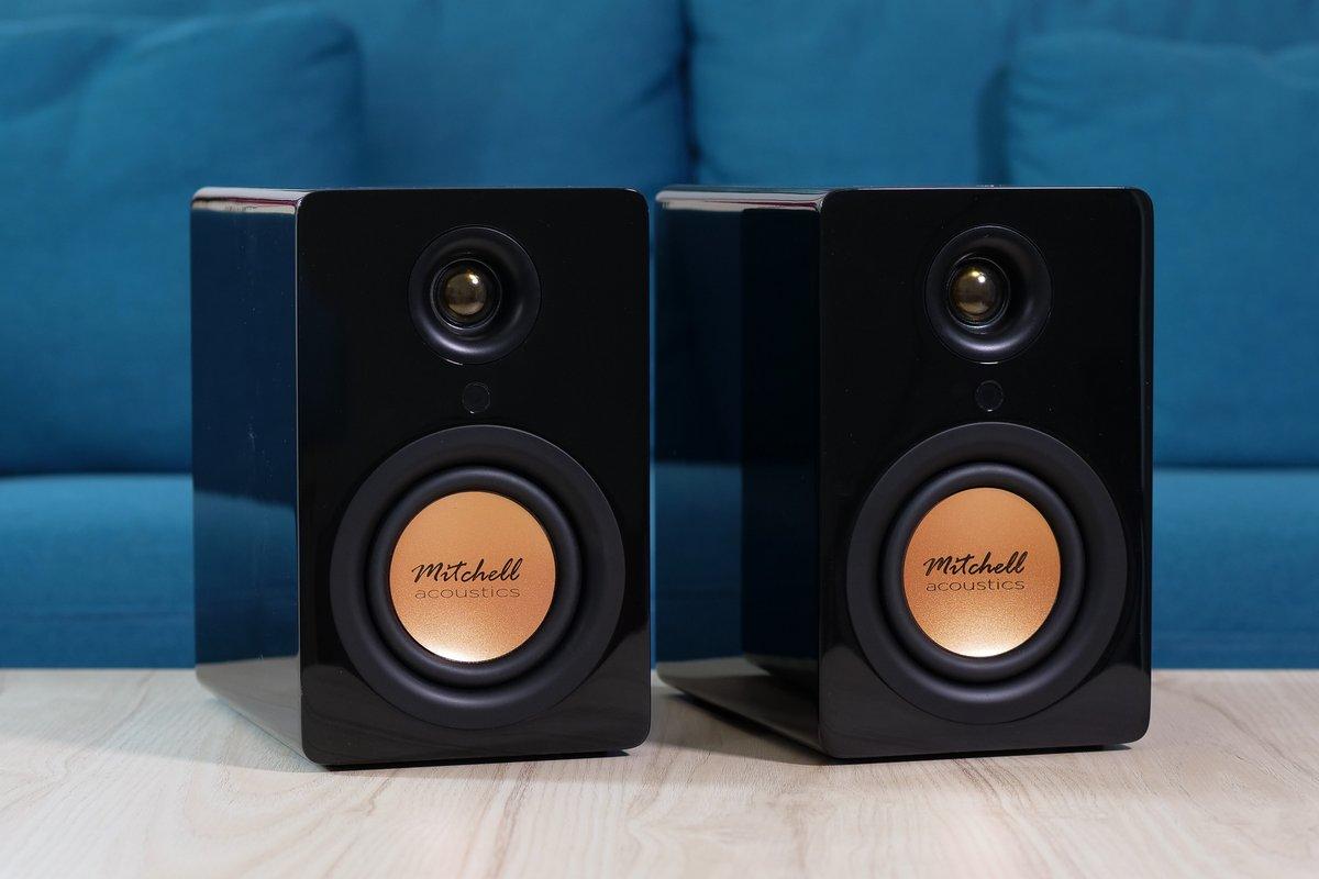 Test Mitchell Acoustics uStream One