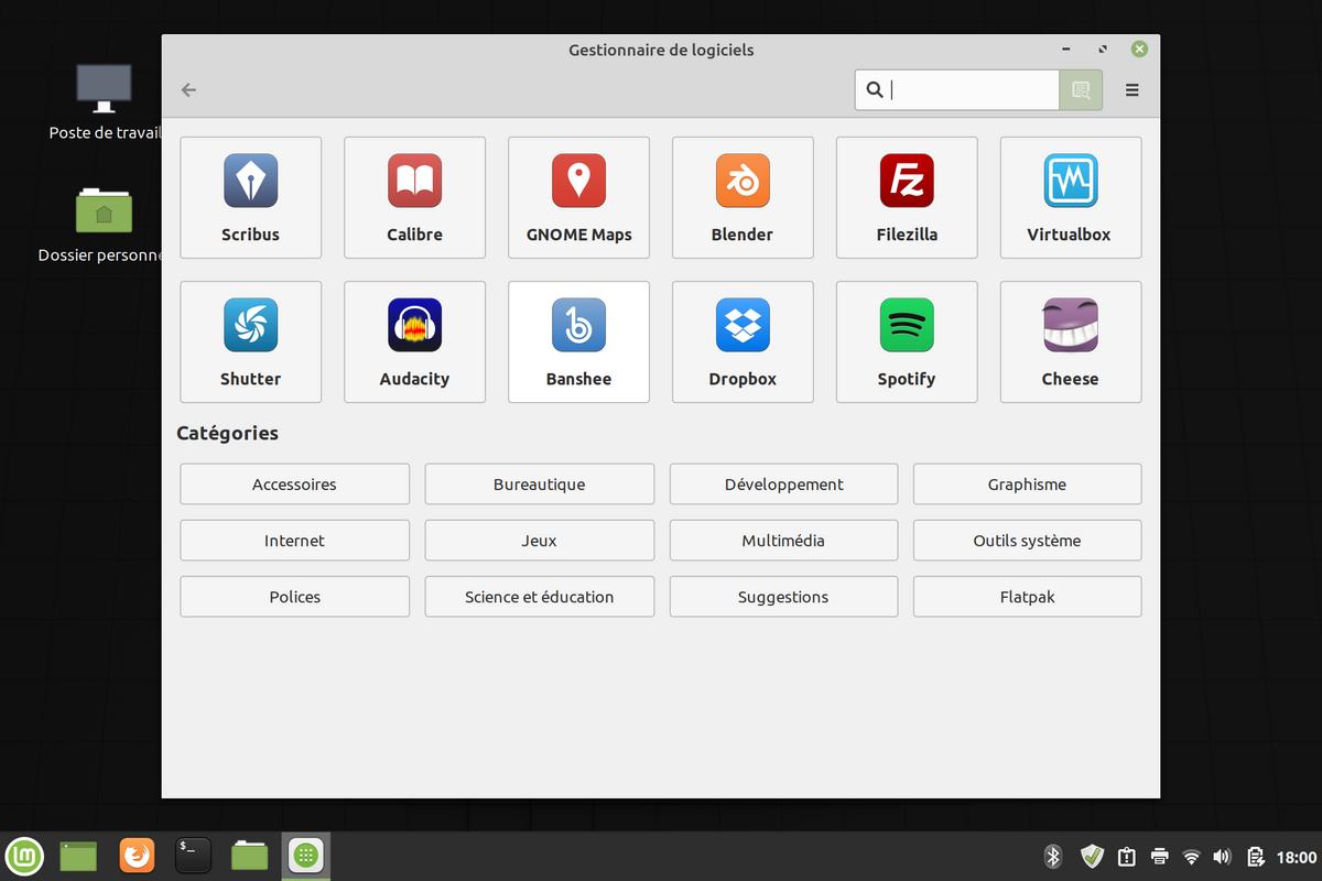 Linux Mint 7