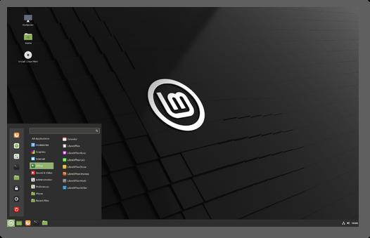 Linux Mint Uma