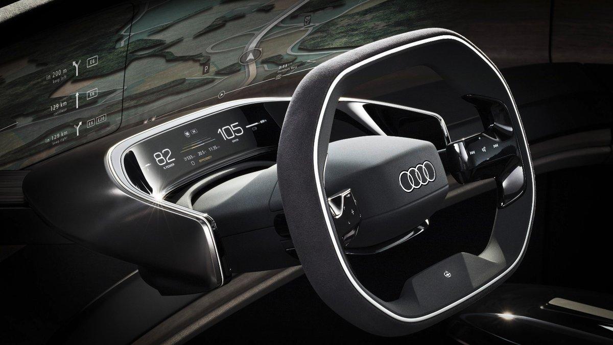 Audi Grandsphere © Audi
