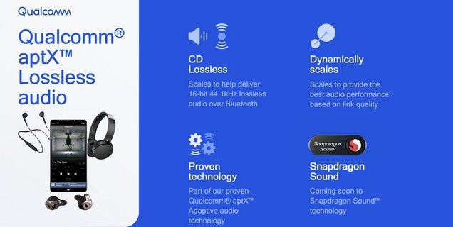 AptX Lossless, l'offensive de Qualcomm contre Apple pour de l'audio sans-fil et sans perte