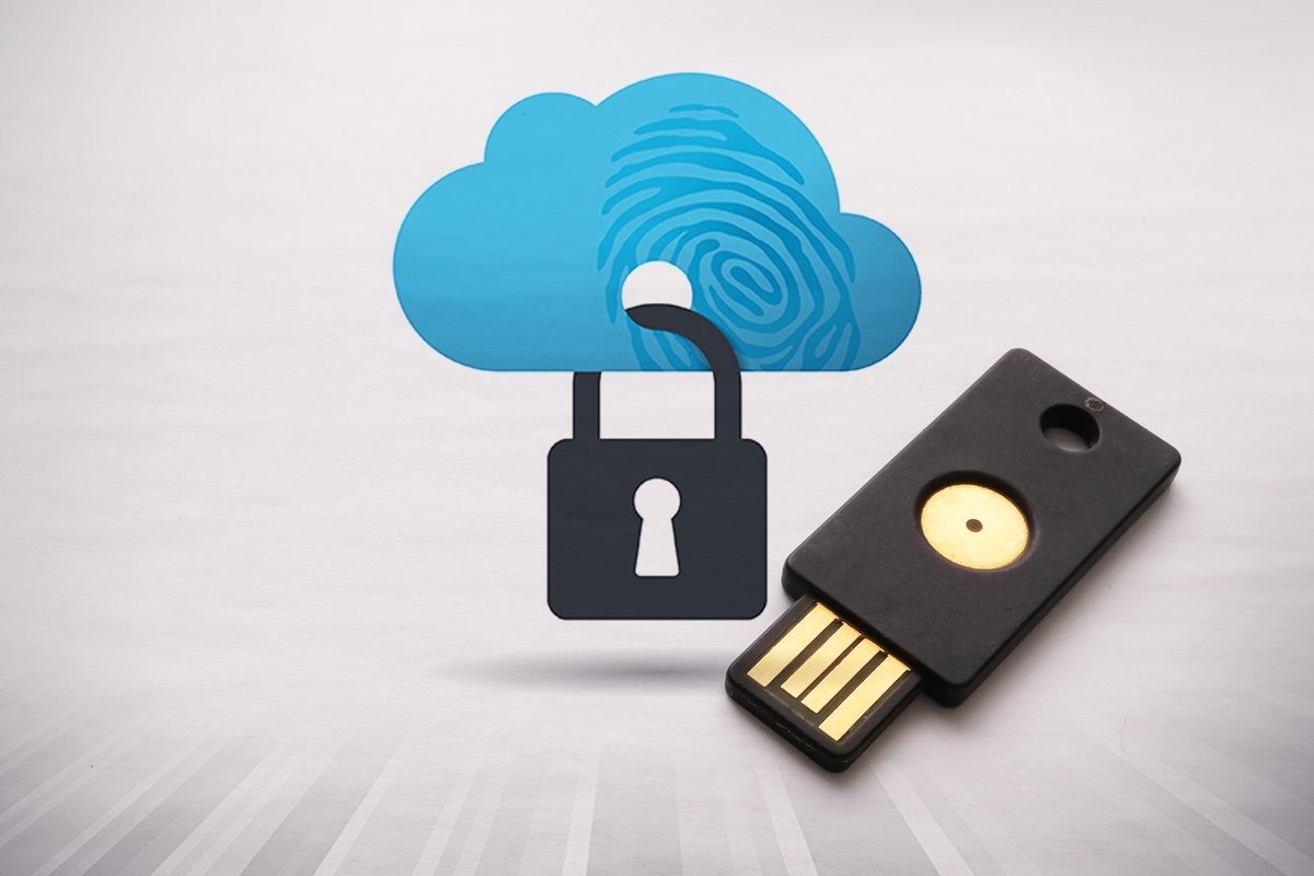 clés de sécurité 2FA © Shutterstock