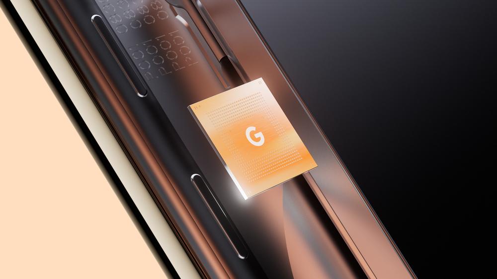 Google Tensor © Google