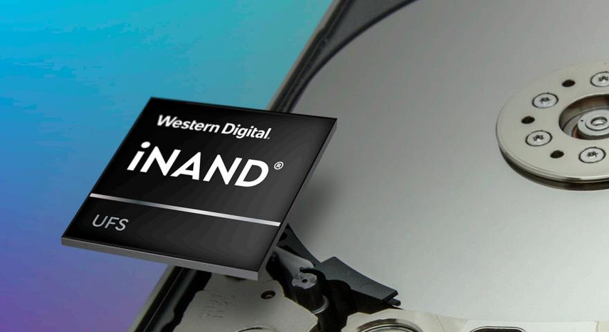 Western Digital OptiNAND © Western Digital