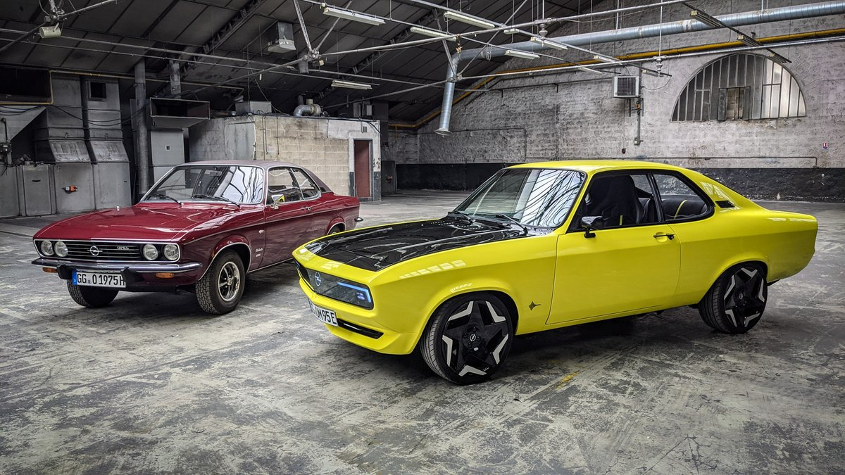 Opel Manta GSe © David Nogueira