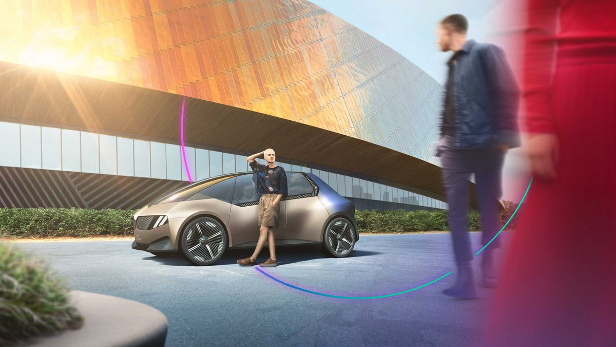 BMW i Vision Concept © BMW