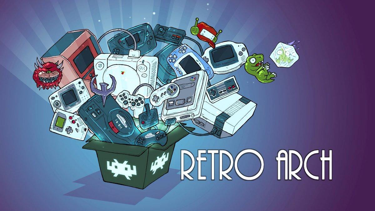 RetroArch © RetroArch