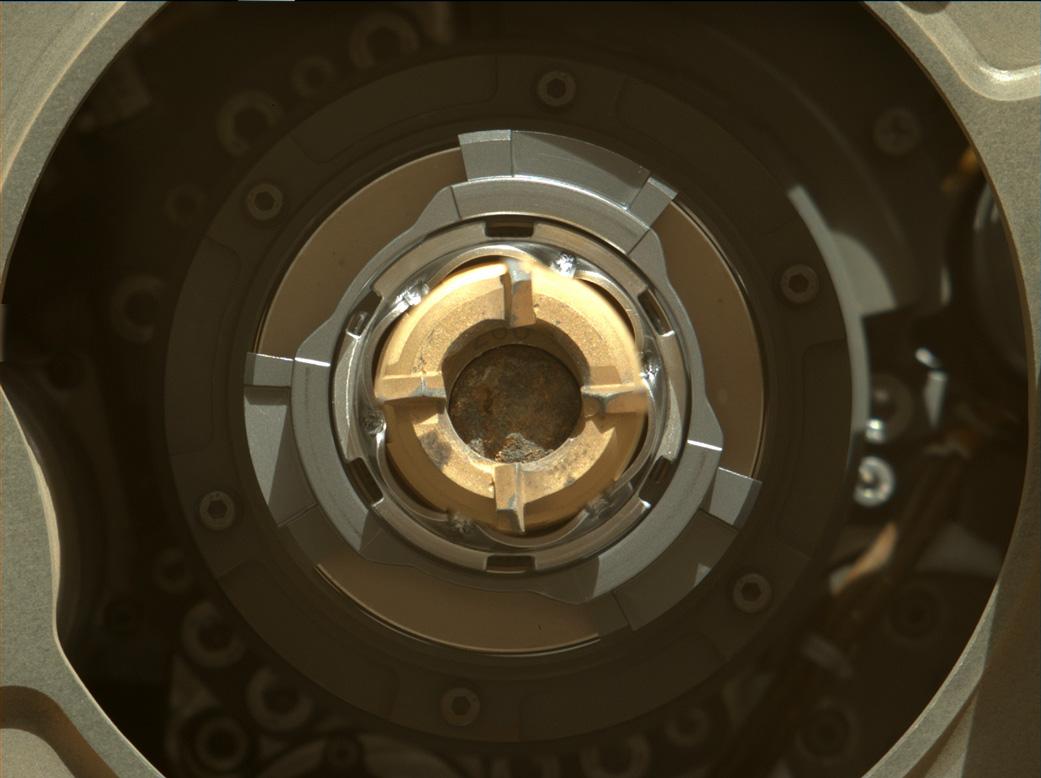 échantillon mars nasa © NASA