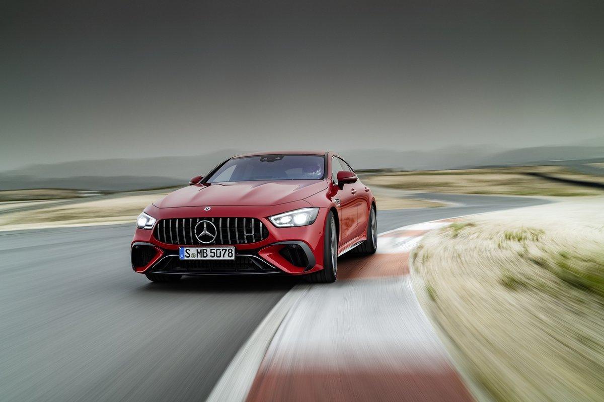 Mercedes-AMG GT 63s E-Performance © Mercedes-Benz
