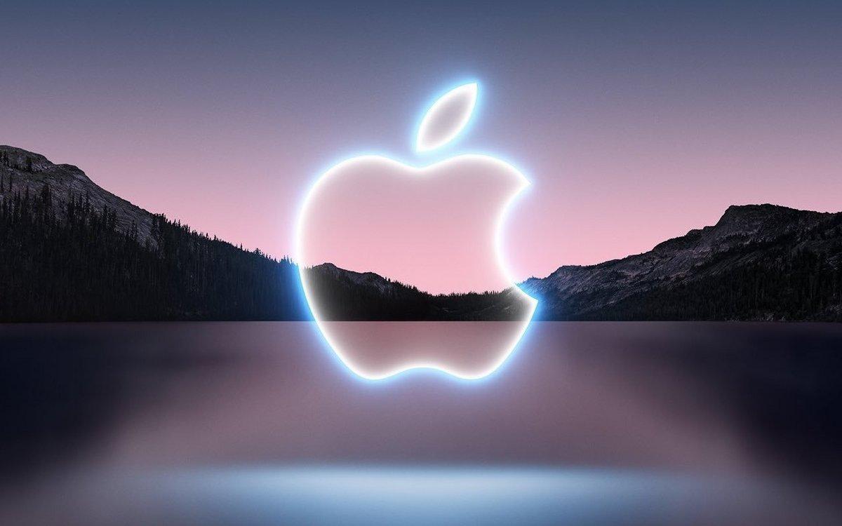 Apple Event Septembre 2021 © Apple