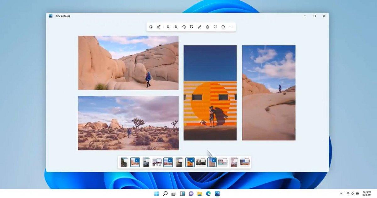 Windows 11 appli photo-1 © © Microsoft via WindowsLatest