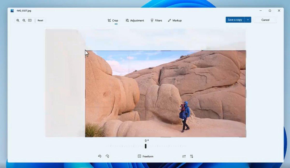 Windows 11 appli photo-2 © © Microsoft via WindowsLatest