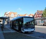 Nouveau record d'autonomie pour le bus électrique GX 337 d'Heuliez : 543 kilomètres