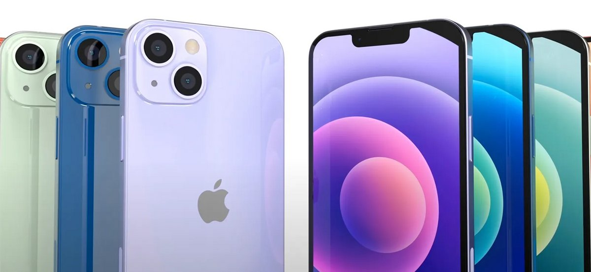 iPhone 13 concept © EverythingApplePro