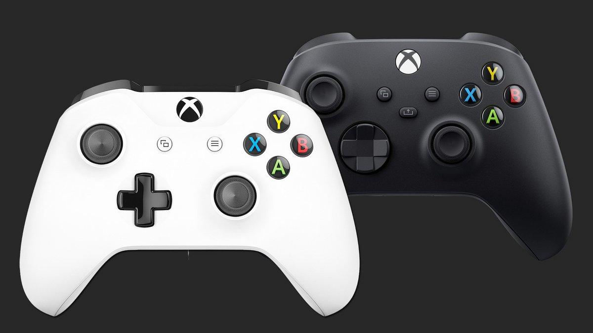 Manette Xbox One © Microsoft