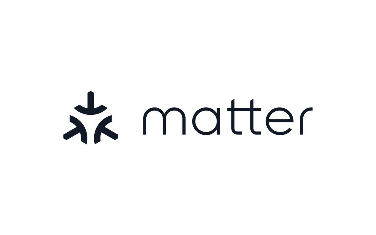Matter logo © Matter