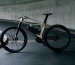 BMW dévoile i Vision AMBY, un vélo électrique au look sportif doté de 300 km d'autonomie