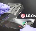 LG va rendre les smartphones pliables plus résistants grâce à un nouveau
