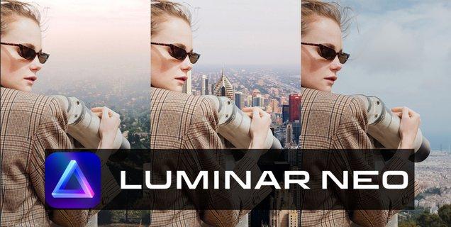 Luminar Neo : quand l'intelligence artificielle sublime les photos