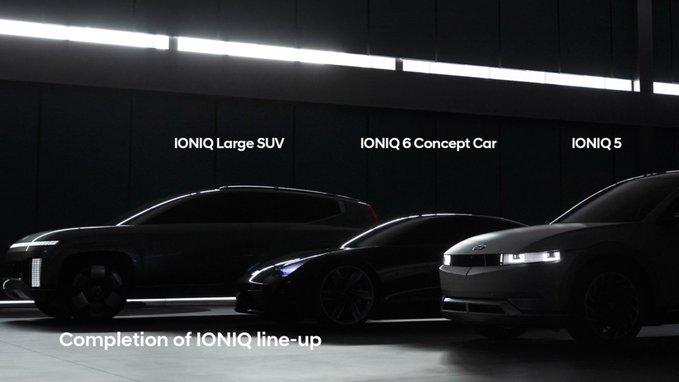 Hyundai Ioniq 7 © Hyundai