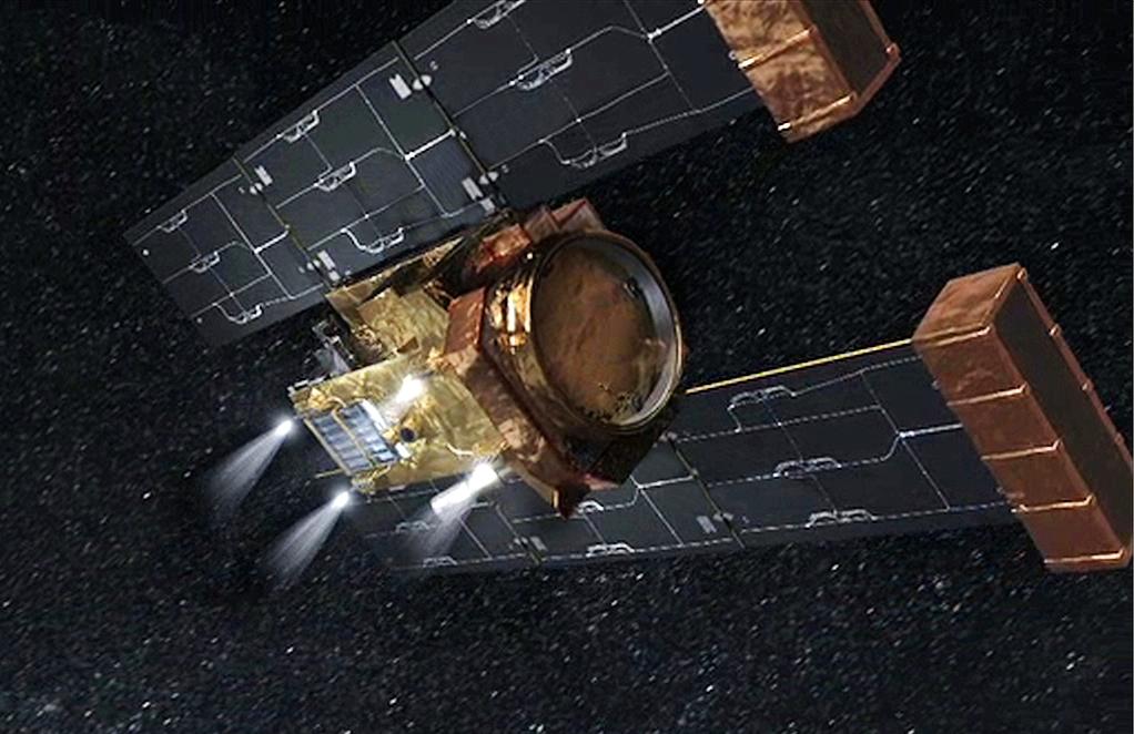 Stardust mission © nasa