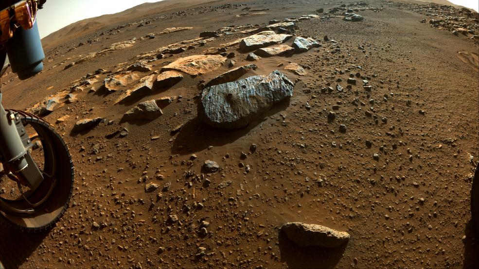 Perseverance © NASA/JPL-Caltech