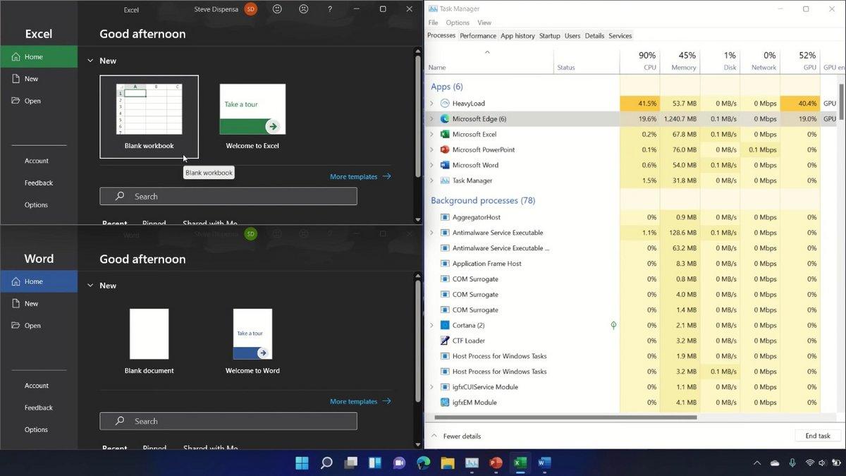 Windows 11-1 © © Microsoft