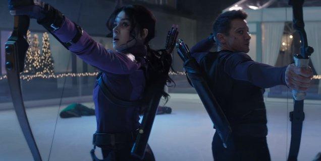 Hawkeye : la prochaine série Disney+ Marvel décoche son premier trailer