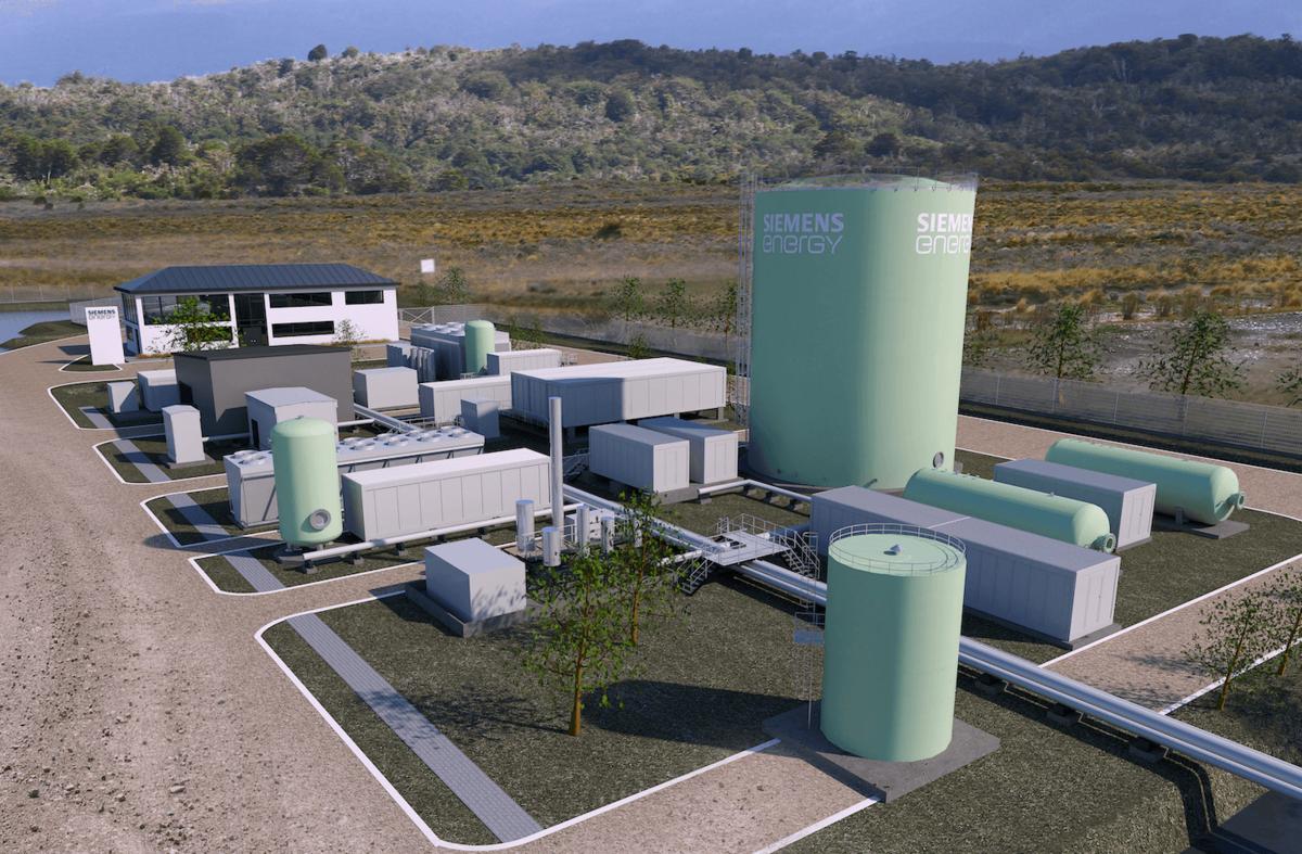 Siemens usine