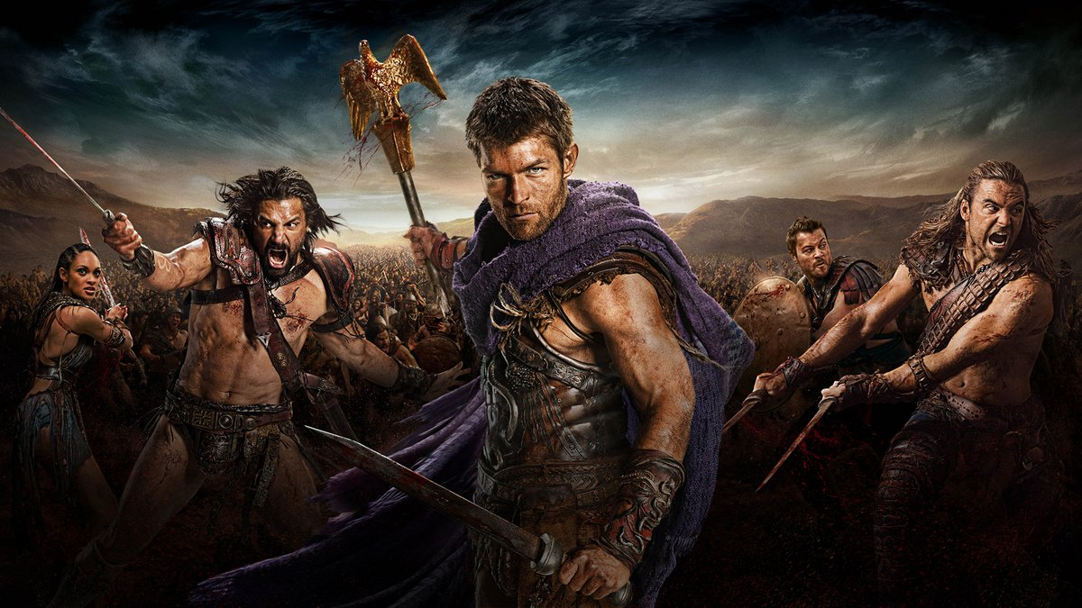 Spartacus © Starz