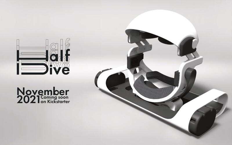 HalfDive © Diver-X