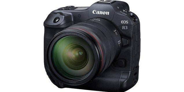EOS R3 : Canon annonce son appareil photo hybride le plus abouti