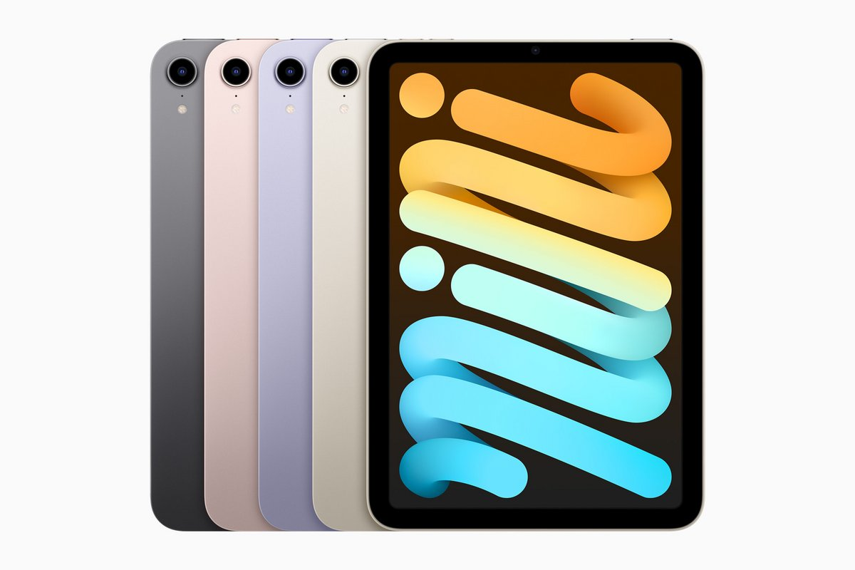 iPad mini © Apple