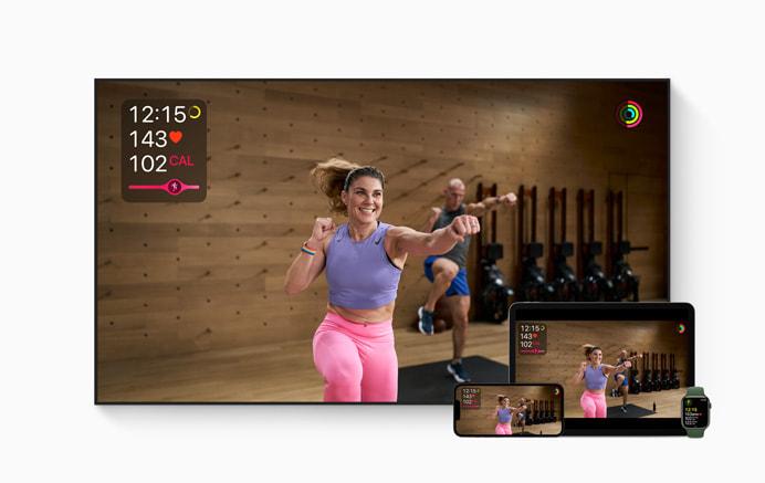 Apple Fitness