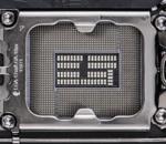 Le socket LGA 1700 / LGA 1800 d'Intel pour les processeurs de 12e et 13e génération se montre
