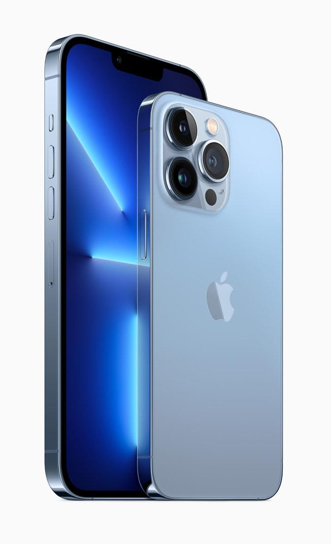 iPhone 13 Pro iPhone 13 Pro Max © ©Apple