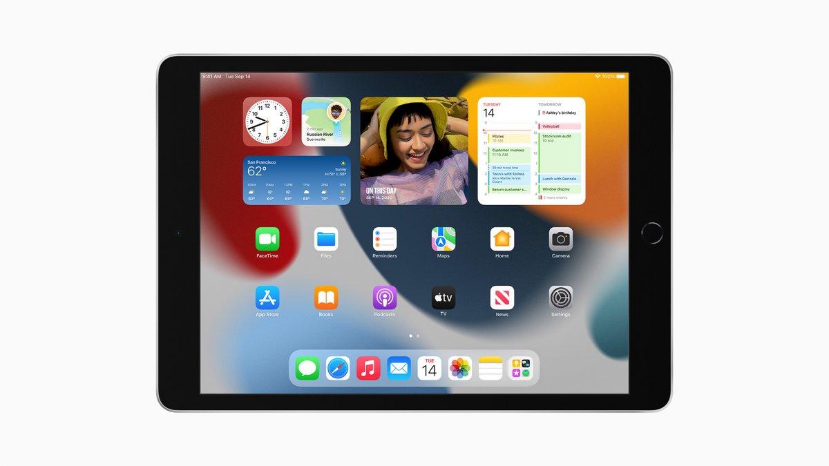 iPad 9 © Apple