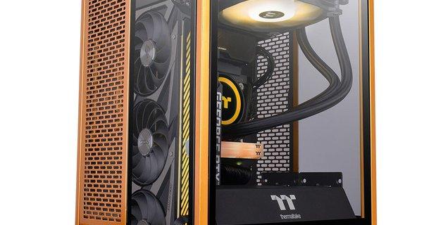 Thermaltake Tower 100 Mini : la petite brique se fait lingot d'or