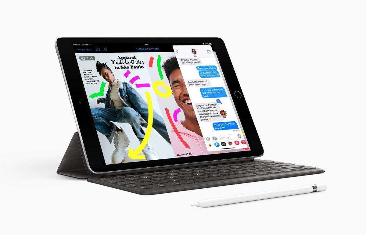 iPad 2021 © Apple