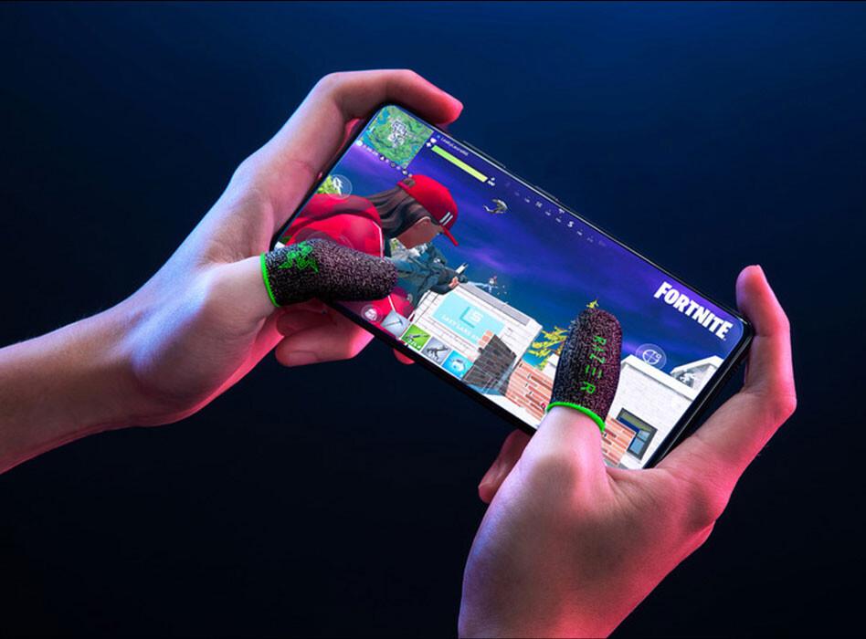Razer Gaming Finger Sleeves © Razer