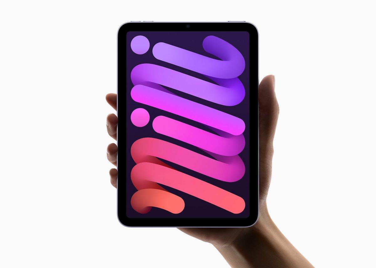 iPad mini 2021 © Apple