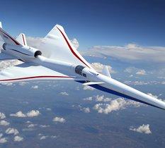 X-59 QueSST de la NASA: vers un retour en grâce des avions de ligne supersoniques?