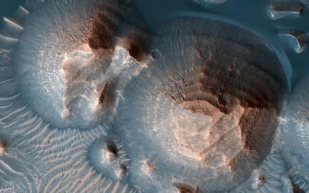 Arabia Terra © NASA/JPL-Caltech/University of Arizona
