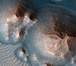 La NASA confirme que Mars a connu d'importantes éruptions volcaniques par le passé