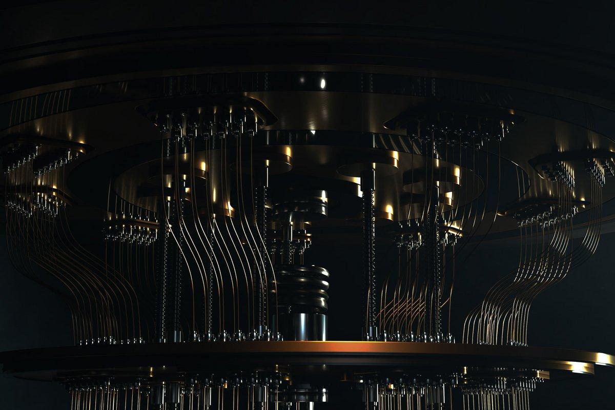 Ordinateur quantique c'est fantastique © Shutterstock