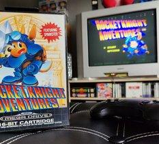 Rocket Knight Adventures : humour de cochon et hit intemporel sur SEGA Mega Drive