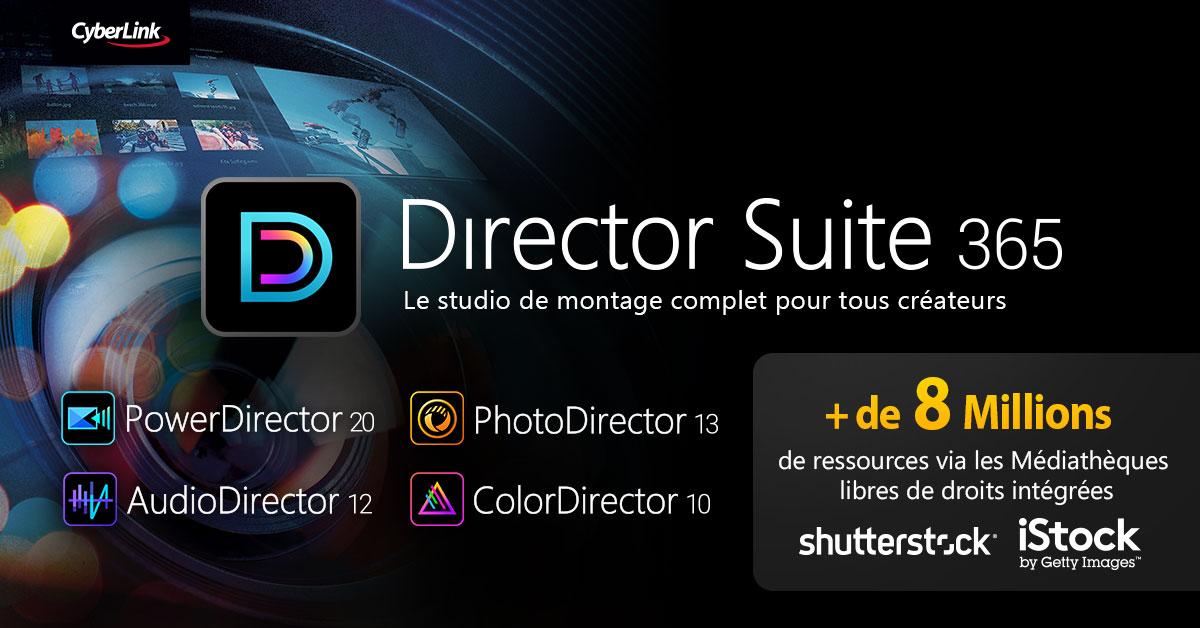 director-suite_365_2021 © Cyberlink
