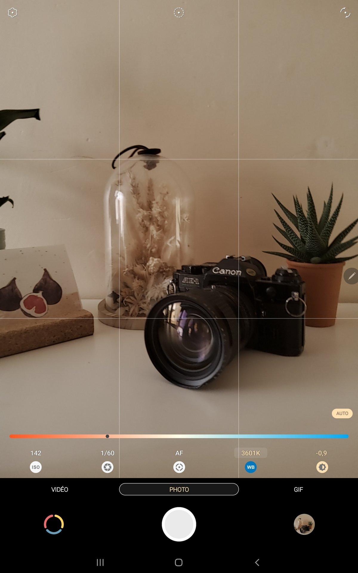 Pixtica screenshot © Lola Gréco pour Clubic