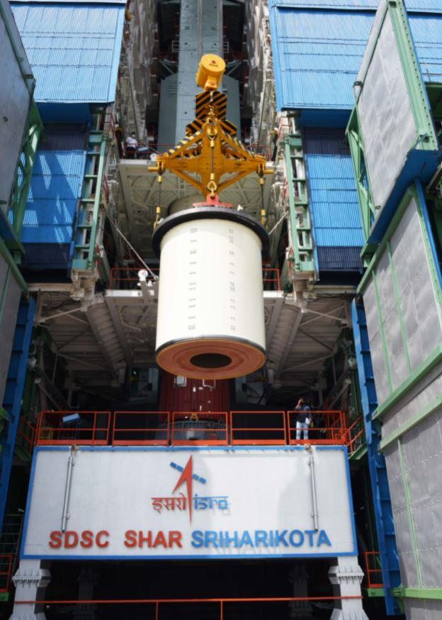 ISRO étage solide SHAR © ISRO
