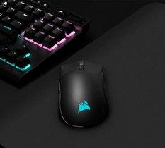 Corsair Sabre RGB Pro Wireless, une nouvelle souris sans-fil et en couleur